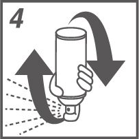 PUFF DINO Brake Cleaner Instruction Step4